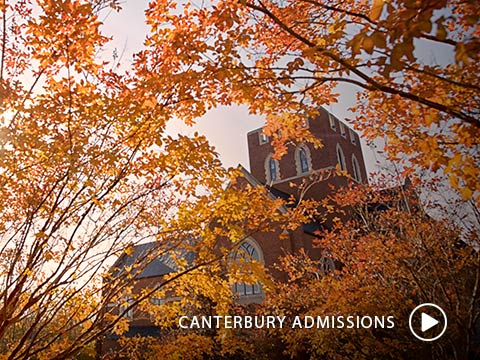 Canterbury Admissions Video
