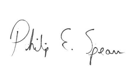 Phil Spears, Head of School